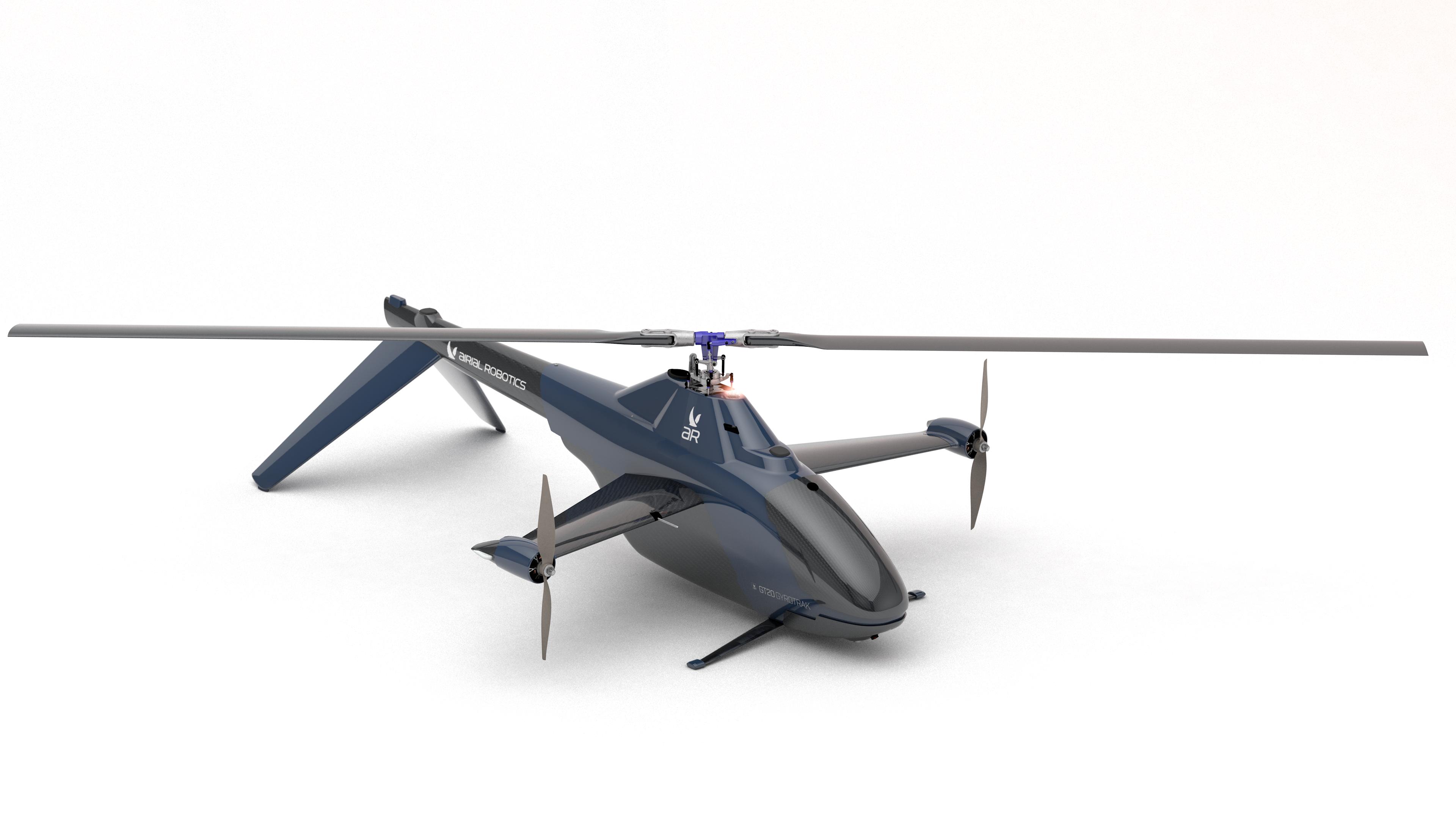 GT20 AIRIAL ROBOTICS