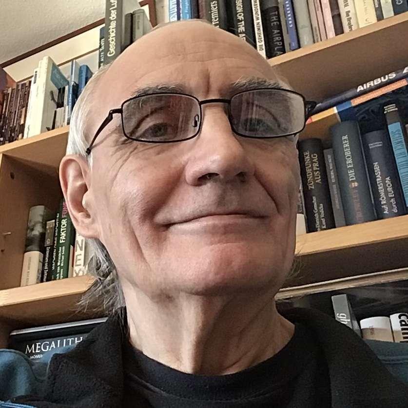 Yves Morier, former EASA certification director